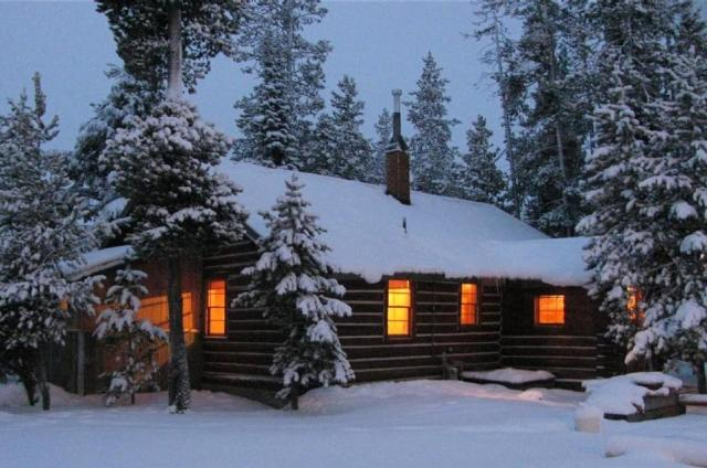 Winter Home for the Holidays